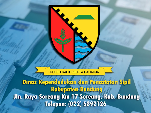 Cara pembuatan KTP di Disdukcapil Kabupaten Bandung