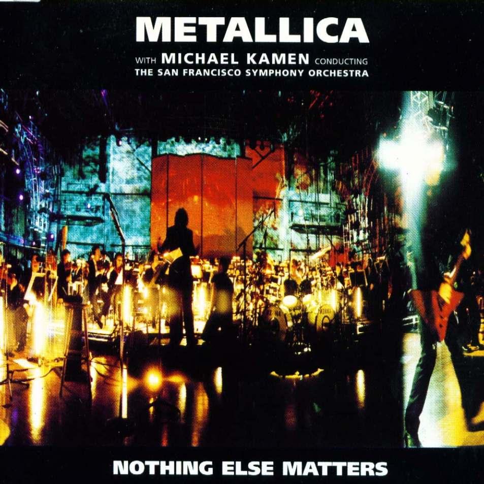 Download Lagu Metallica Nothing Else Matters Fan Francisco