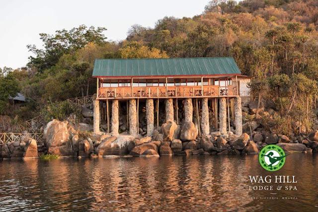 WAG Hill Lodge & Spa