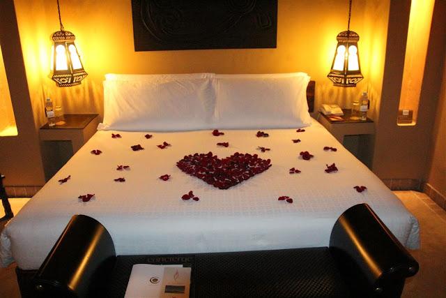 Honeymooner-Zimmer im Bab Al Shams (C) JUREBU