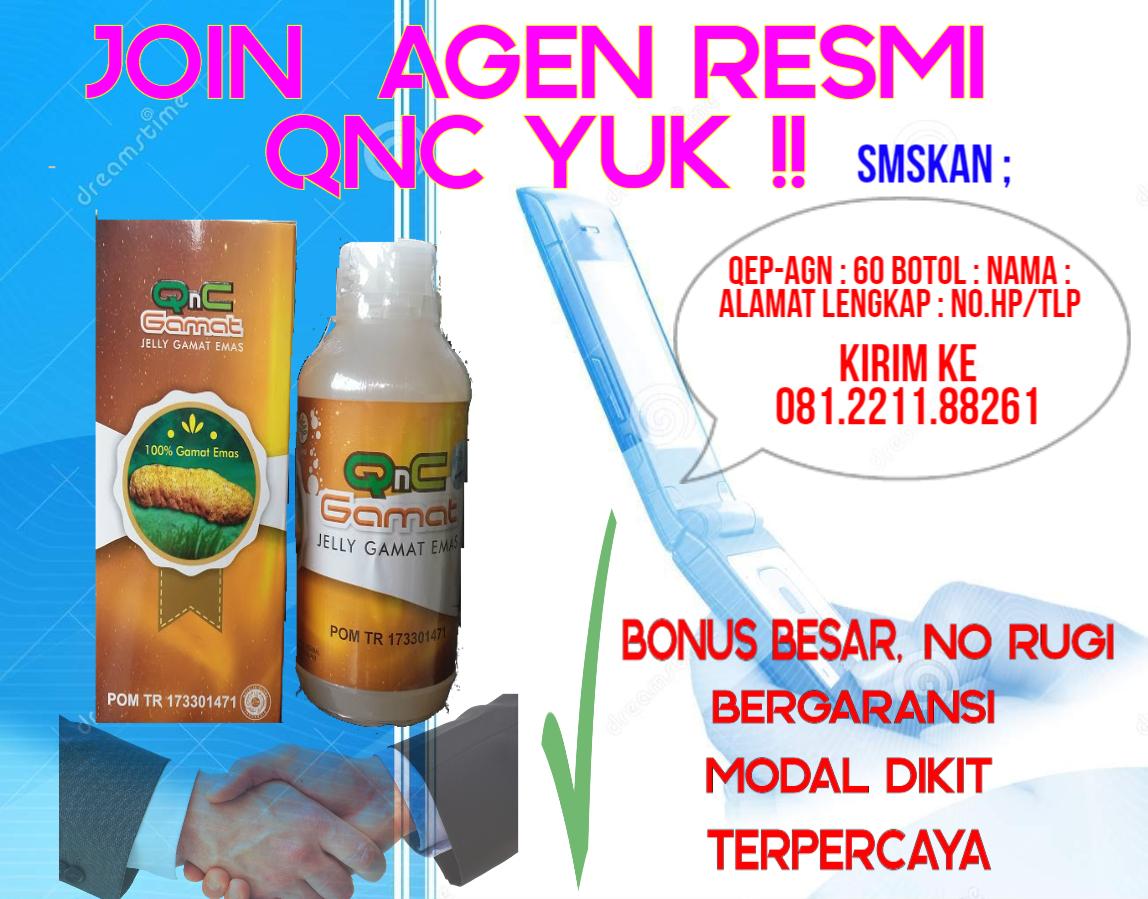 Agen Qnc Jelly Gamat Di Tanjung Jabung Barat