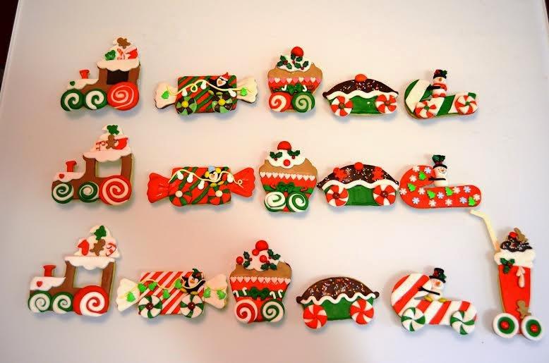 Tartas Artisticas Taller De Galletas Navideñas Para Niños