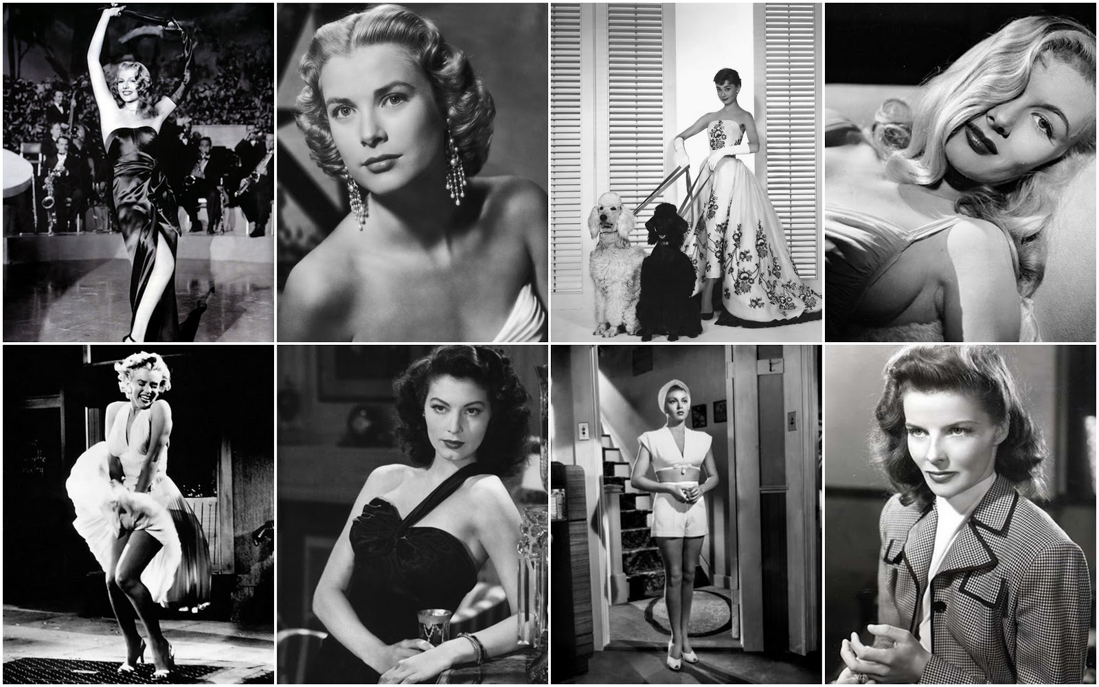 You're Invited! HISTORY OF FASHION IN FILM 1940s-1950s at ...