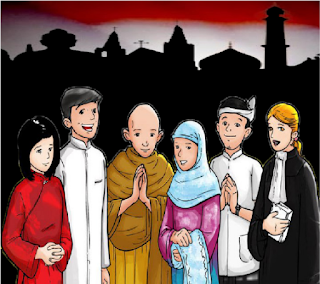 toleransi religion tolerance beragama