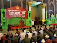 Panglima TNI: Pancasila Itu Hadiah dari Umat Muslim Kepada Indonesia