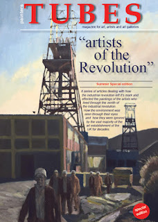 Artists of the Revolution. Read about it in TUBES magazine