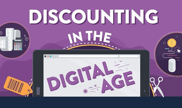 Discounting in the Digital Age