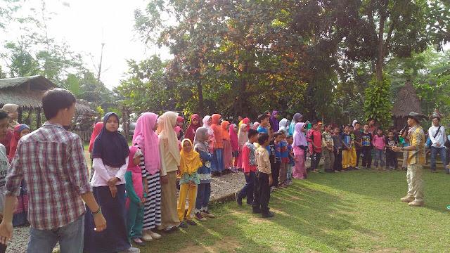 PKS Kota Medan Cabang Dakwah 1 Gelar Out Bond Anak Kader