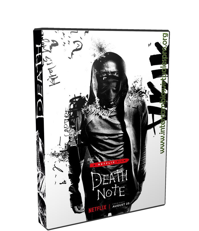 Death Note poster box cover