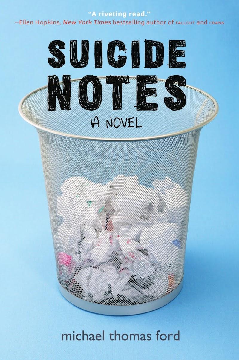 Hora de Ler: Suicide Notes - Michael Thomas Ford