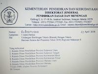 Bimbingan Teknis Petugas Teknis Bantuan Sarana dan Prasarana Tahun 2018 Regional Makassar 2