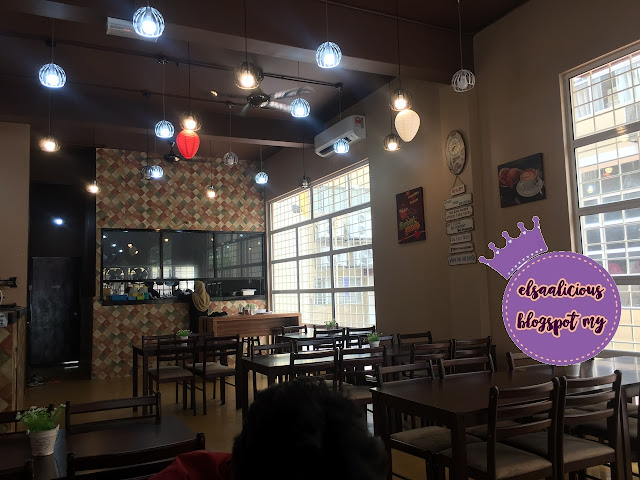 Food Review: Twin's Kitchen CAFE, Rawang
