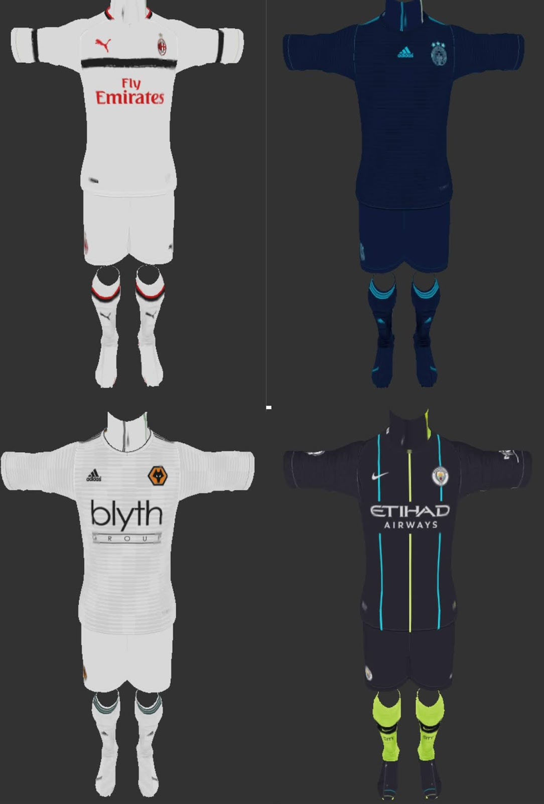 PES 2013 Kitpack Update 17 June 2018 by Auvergne81