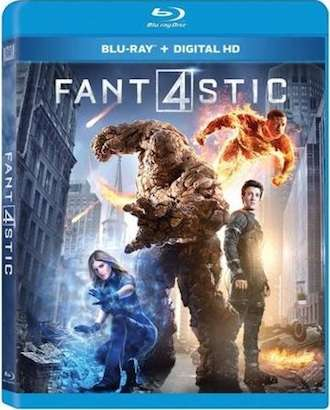 Fantastic Four 2015 Dual Audio Hindi BluRay Download