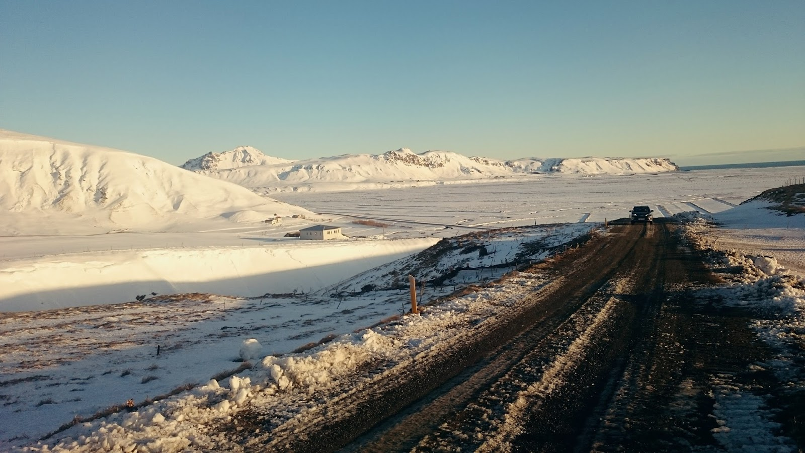zima w Islandii, Islandia, islandzka zima, Islandia zdjęcia