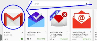 Baixar o Google Gmail