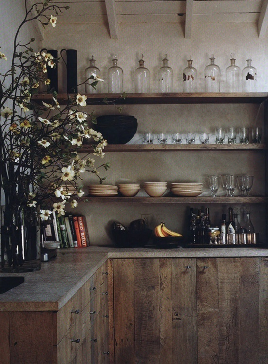 kitchen cabinets lexington ky average cost for the new victorian ruralist: wabi sabi kitchen...