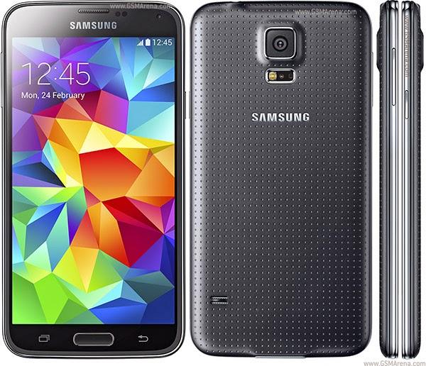 Hard Reset Samsung Galaxy S5 G900