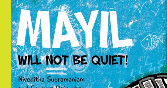 MAYIL WILL NOT BE QUIET EPUB