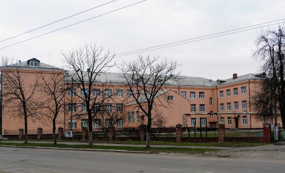 Слов'янськ. Школа-інтернат. 1965 р.