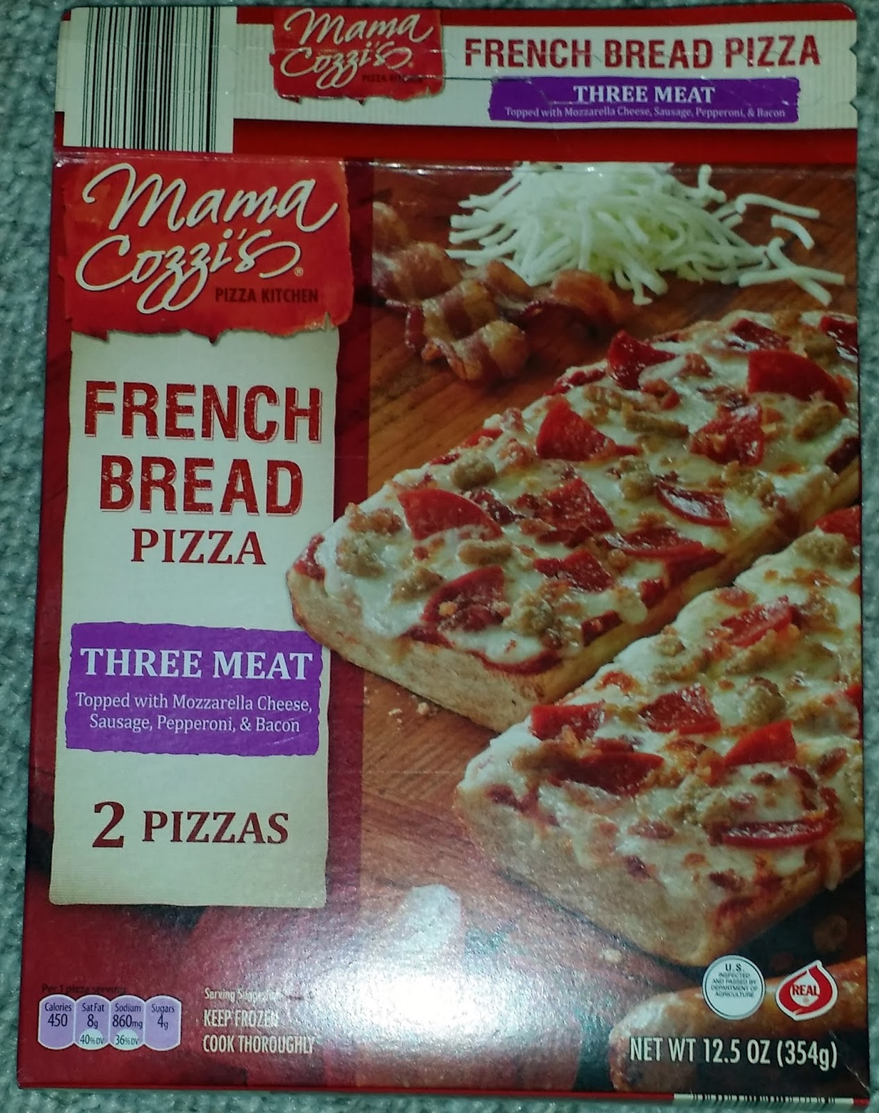How To Cook Stouffer S French Bread Pizza In Microwave Only