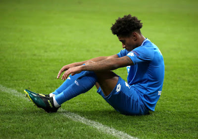 why reiss nelson dropped from squad hoffenheim nagelsmann late for training