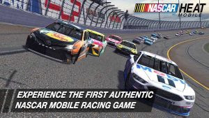 Game NASCAR Heat Mobile untuk Android