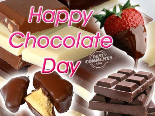 Happy Chocolate Day SMS Message For Facebook WhatsApp BF GF Wishes 2016