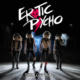 "Ο δίσκος των Erotic Psycho ""The Lost Boyz"""