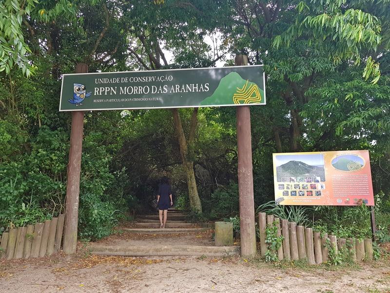 Reserva Natural do Morro das Aranhas
