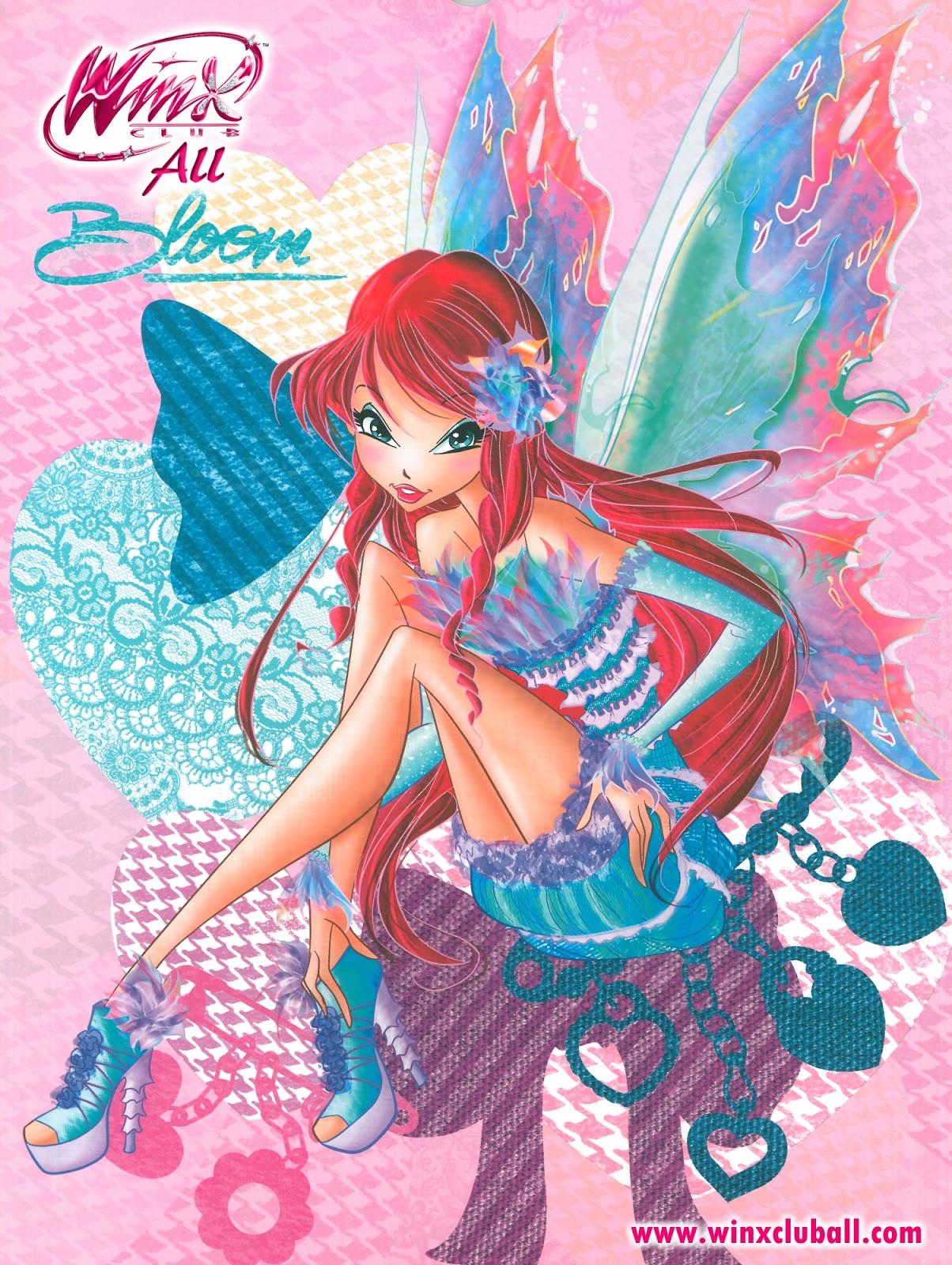 Bloom Mythix Wallpaper!