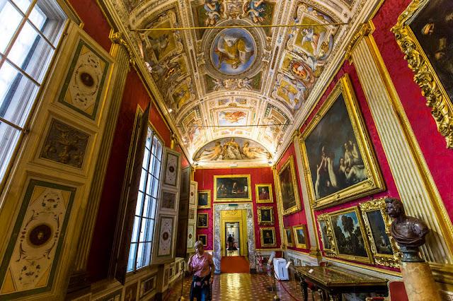 Ingressos para o Evite Fila no Palatino & Arte Moderna em Florença