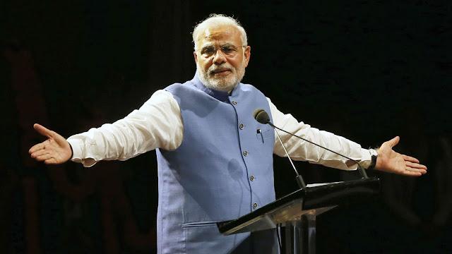 मैं सिर्फ भाजपा का ही PM नहीं, बल्कि समूचे देश का हूं - मोदी