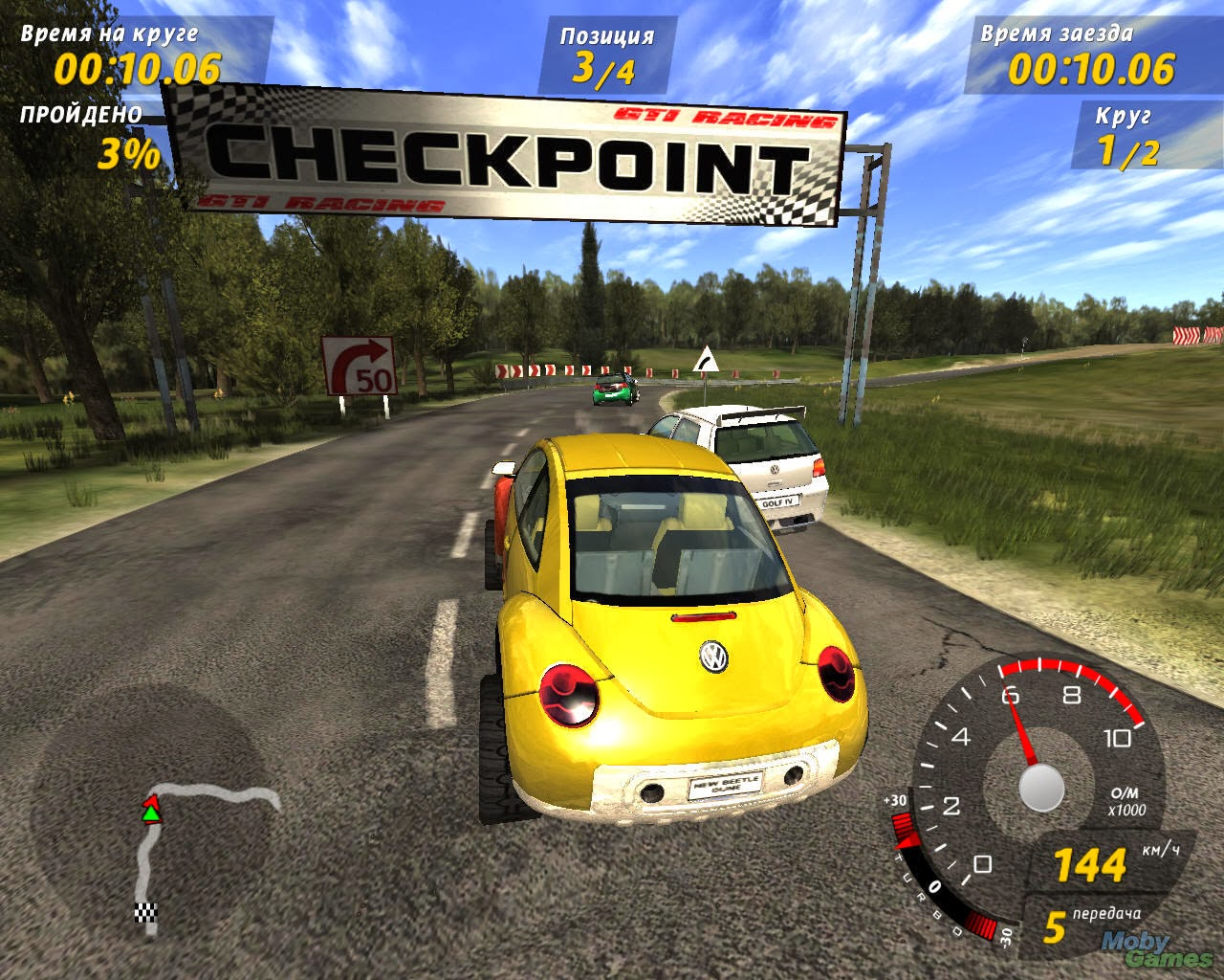 Скачать игру gti racing для pc через торрент gamestracker. Org.