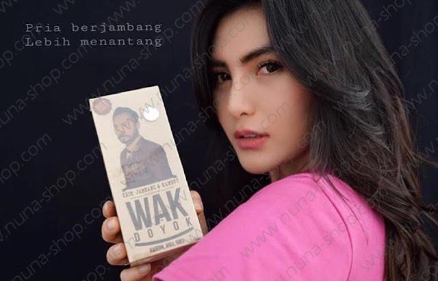 Wak Doyok - Cream Penumbuh Jambang, Jenggot Dan Kumis Original Asli Malaysia