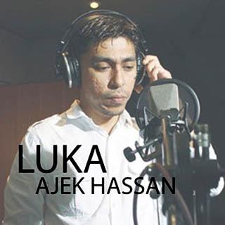 Lirik Lagu Luka – Ajek Hassan