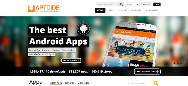 أفضل ثلاث متاجر بديلة لتحميل تطبيقات الأندرويد وتجنب مشاكل GOOGLE PLAY