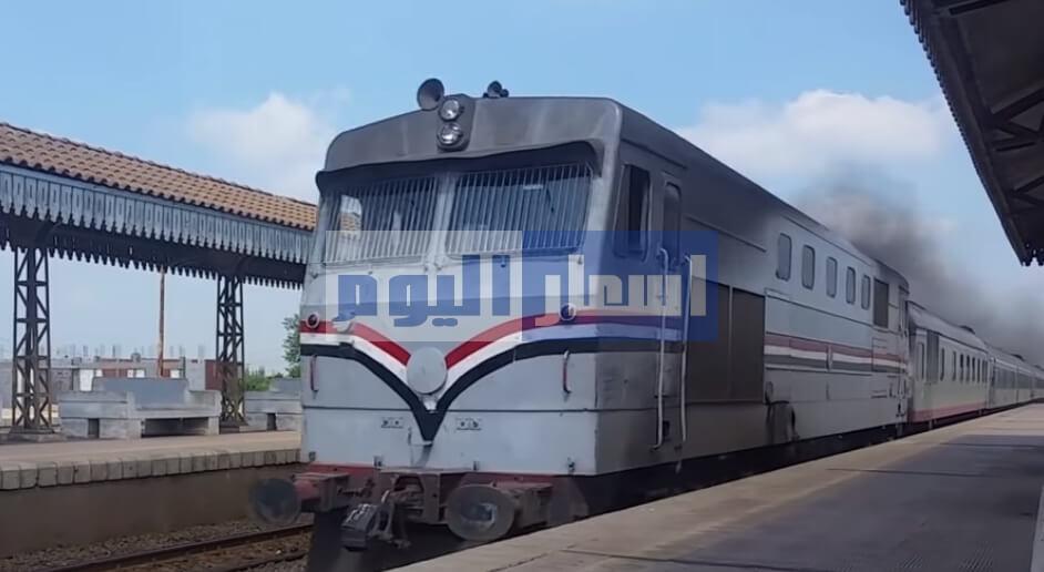 قطارات القاهرة طنطا