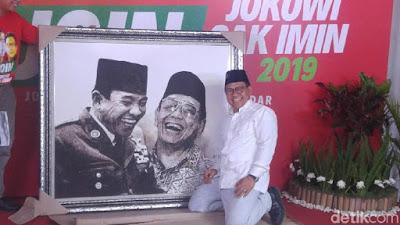 Menjadi Cawapres Jokowi Bagi Cak Imin Adalah Fardu Kifayah - Info Presiden Jokowi Dan Pemerintah