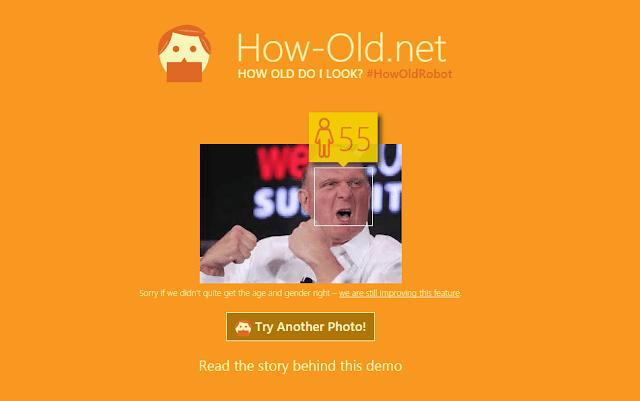 أداة How-Old ، تحميل أداة How-Old ، موقع أداة How-Old ، كيفية معرفة عمر الإنسان من صورته ، طريقة معرفة عمر الإنسان ، تخمين عمر الإنسان ، تخمين عمر الشخص ، أداة تخمين العمر ، أداة How-Old