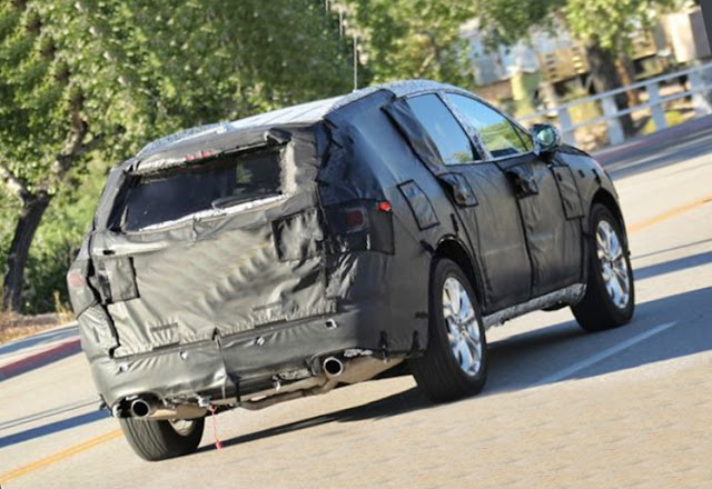 Buick Enclave 2018 Spy Shots, Release Date And Price