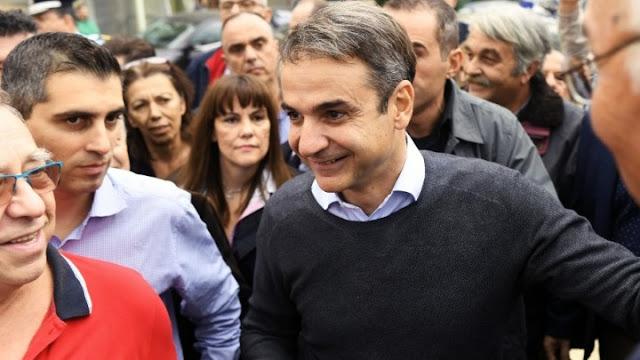 Κ. Μητσοτάκης από την Κορινθία: Κυνικός συνεταιρισμός εξουσίας η κυβέρνηση (βίντεο)