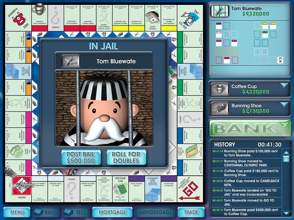 Monopoly Game Download For Pc Full Version Screen Short