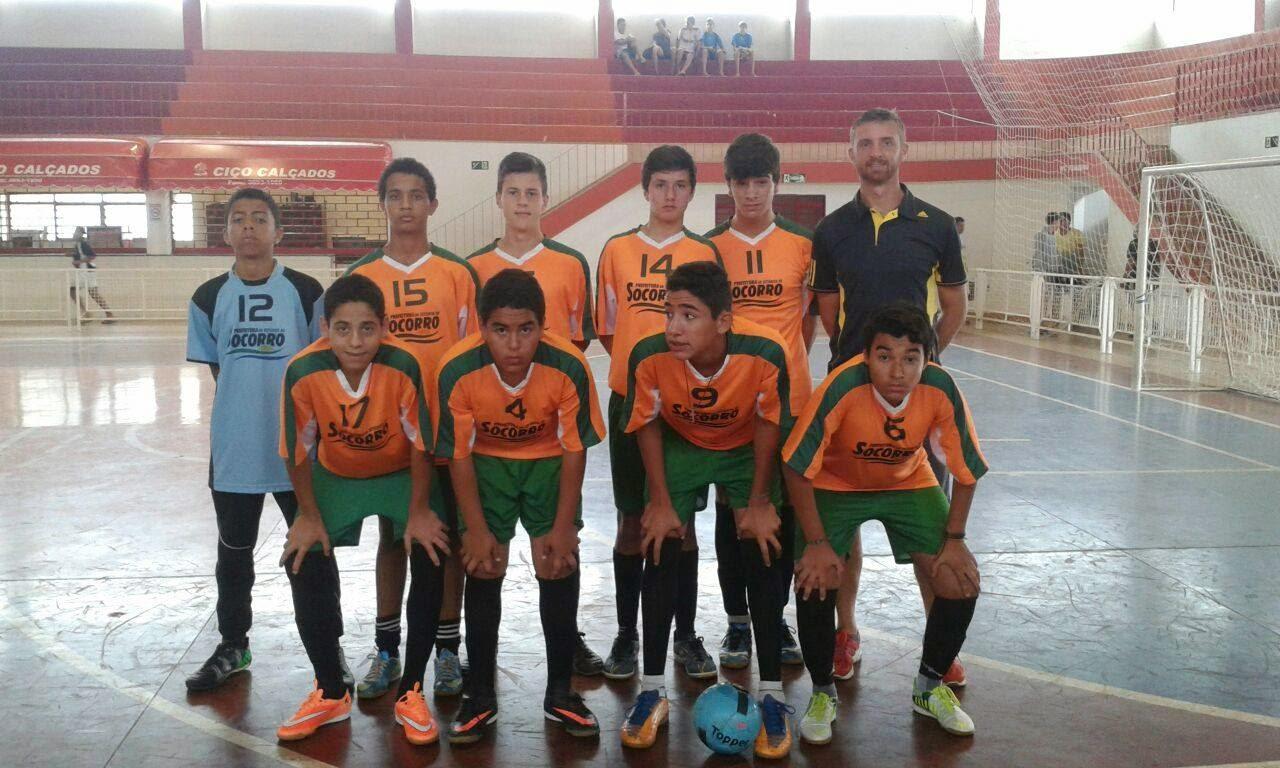 A equipe de futsal masculino de Socorro 5cf7c8041fbae