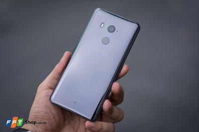 Cầm trên tay và trải nghiệm HTC U11 Plus lưng đổi màu - 210881