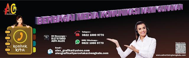 Berbagai Media Komunikasi Kami Gunakan