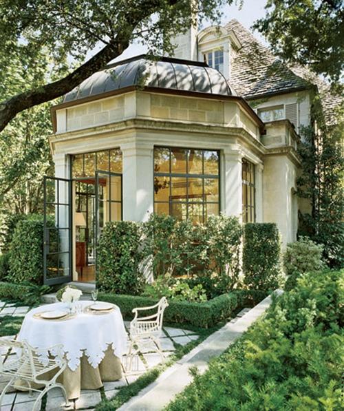 Sun Room Exterior: Decorando Y Renovando: Jardines Y Terrazas Con Encanto