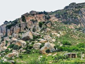 Ambajidurga Fort, Karnataka