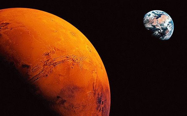 Mengejutkan! 4 Misteri Mars yang Disembunyikan NASA