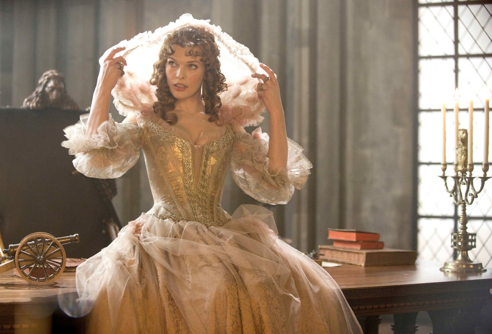 So Hollywood Chic The 17th Century The Early Modern Era